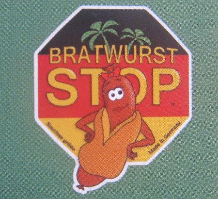 Bratwurststop