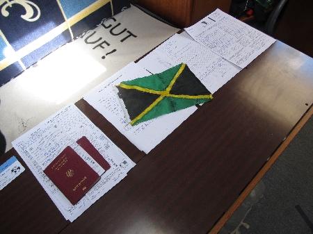 Einklarierung Jamaika
