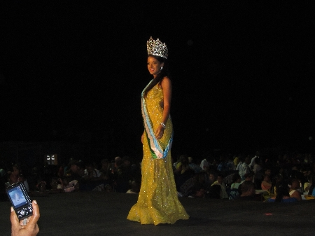 Miss Providencia ist Miss Caribbean Roots
