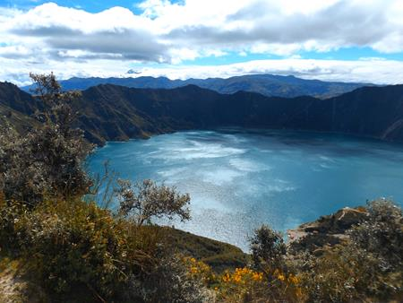 Kratersee des Quilotoa