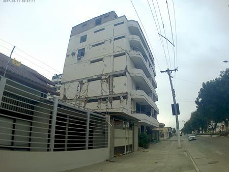 Vor einem Jahr vom Erdbeben zerstört