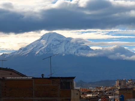 Chimborazo: Der Höchste Berg der Welt