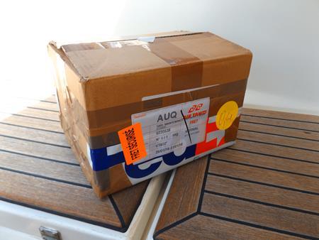 Unser FedEx Päckchen