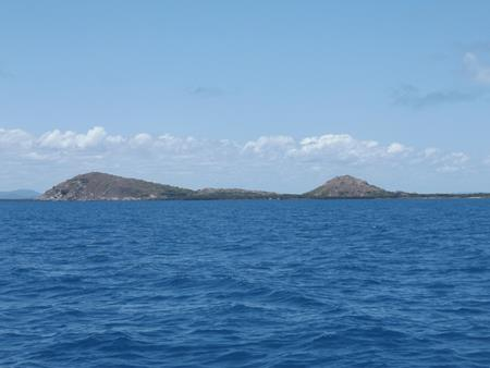 Nächster Stopp Howick Island