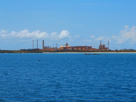 Gove: Eines der größten Bauxit- Abbaugebiete