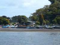 Aufgebrachte Drogenboote