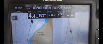 Äquatorquerung
