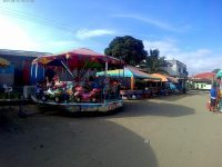 Jahrmarkt in Bahia de Caraquez