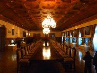 Präsidentenpalast: Bankettsaal