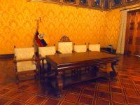Präsidentenpalast: Hier werden die Staatspapiere unterschrieben