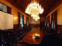 Präsidentenpalast: Kabinetsaal