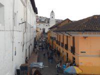 Quitos Altstadtgassen