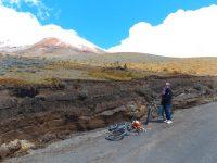 8 Zwischenstopp bei unserer rasanten Mountainbike Bergabschußfahrt