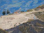 Landausflug in die Wolken: Der Kratersee des Quilotoa