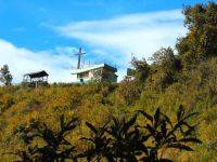 Das Kreuz über Banos