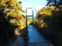 1 Ende der ausgebauten Straße zu der Sacha Wasi Kommune