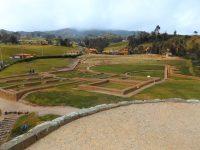 Ingapirca: Zwei Kultstätten in einem - Kanari-Teil