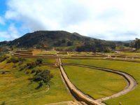 Ingapirca: Zwei Kultstätten in einem - Inka-Teil