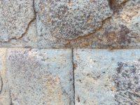 Inkabauweise Stein auf Stein ohne Mörtel