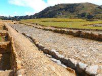 Inkawege führen durch ganz Südamerika