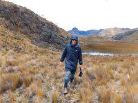 Cajas: Tundra mit diversen Seen
