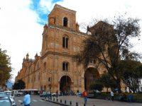 Cuenca: Die neue Kathedrale ohne Glocken - zu schwer