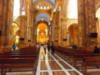Cuenca: Die riesige und prächtige neue Kathedrale