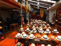 Cuenca: Panamahut Verkauf