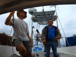 Endlich auf See – Richtung Französisch Polynesien!