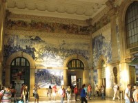 Porto Bahnhofshalle
