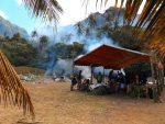 Tahuata: Festival der Marquesas Inseln - bei Tag