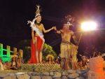 Tahuata: Festival der Marquesas Inseln - bei Nacht
