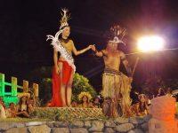 Zum Abschlußabend wurde Miss Marquesas präsentiert