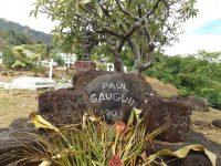 Letzte Ruhestätte von Paul Gauguin