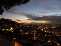 Lisboa am Abend: Phantastischer Aussichtspunkt