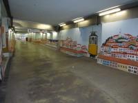 Lisboa: Kunst in den Bahnhofunterführungen