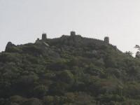 Weltkulturerbe Sintra: von der Festung beschützt