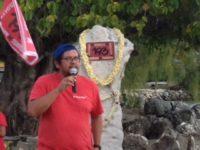 Ansprache zum Gedenken auf Fakarava