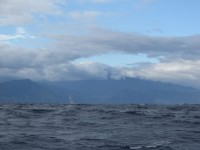 Ilha da Madeira zwischen Meer und Wolken