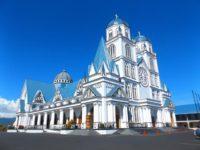 Die größte Kirche in Apia