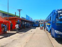 Labasas Busbahnhof