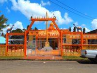 Hinduistischer Sangam Tempel in Labasa