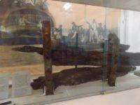 Fiji Museum: Die Bounty - Reste vom Steuerruder