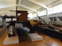 Fiji Museum: Doppelrumpfsegelkanu