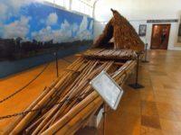 Fiji Museum: Flußschiff