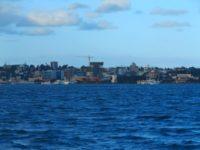 Suva von der Seeseite