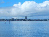Auslaufen aus Suva