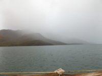Neu Kaledoniens Regengesicht