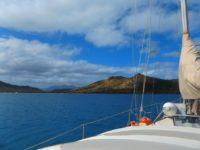 Ausflug in die Bucht Maa