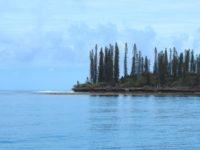 Île des Pins: Wellenschutz